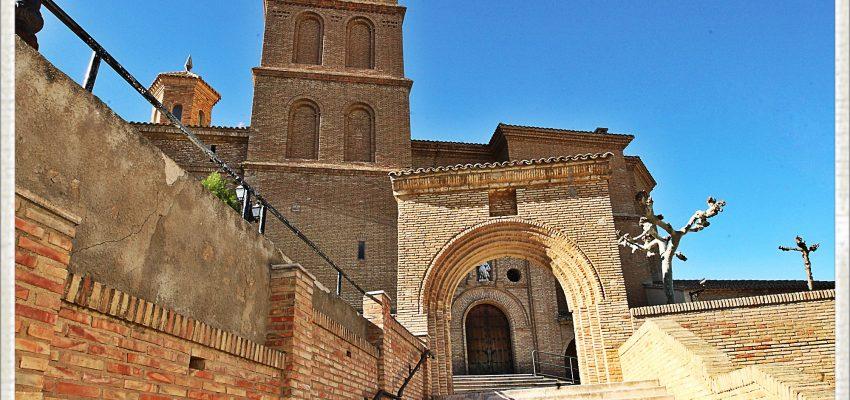 Funes; El camino a Santiago en Rincones por Descubrir