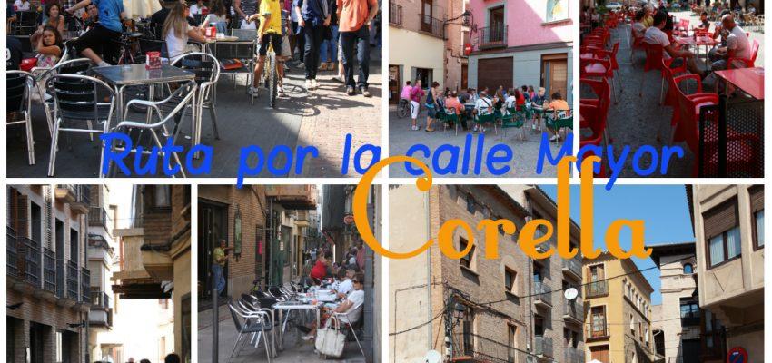 Ruta por la Calle Mayor. Corella