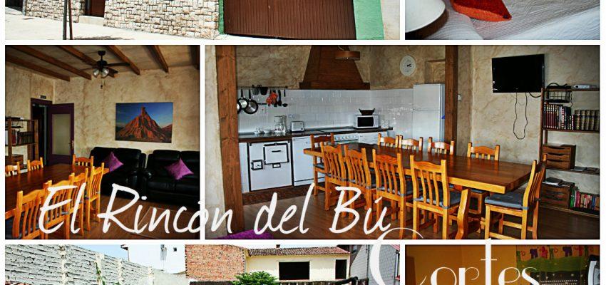 El Rincón del Bú un nuevo alojamiento en Cortes