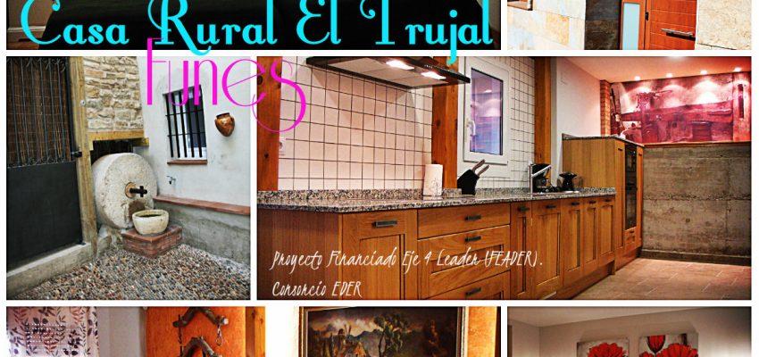 Un antiguo Trujal en Funes,convertido en Casa Rural