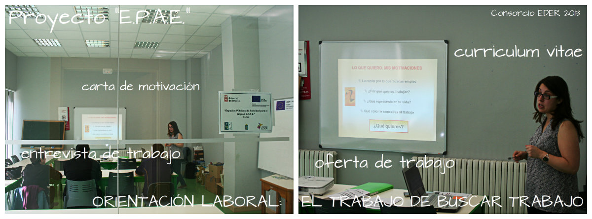 collage orientación laboral