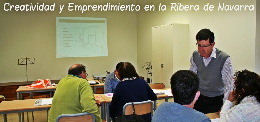 Talleres de Creatividad y Emprendimiento en la Ribera de Navarra
