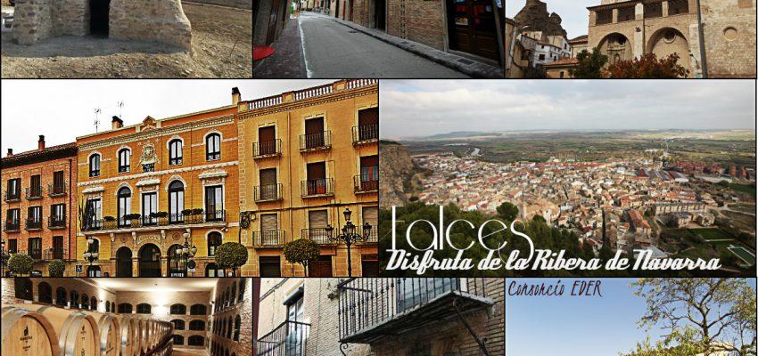 Disfruta de la Ribera de Navarra; Falces