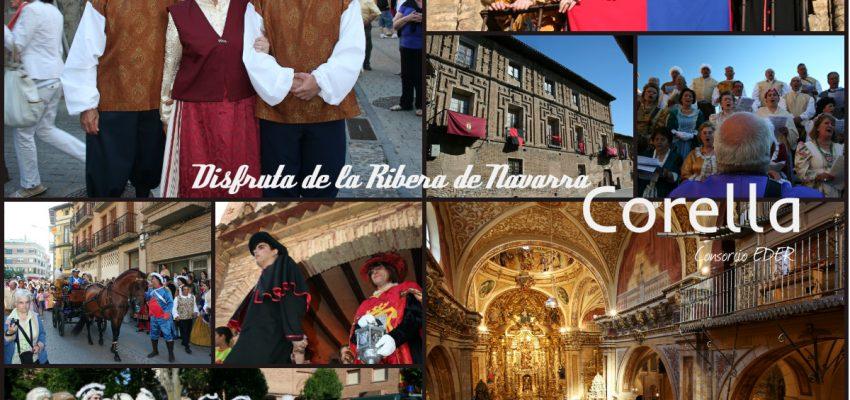 Disfruta de la Ribera de Navarra; Corella. Jornadas del Barroco 2.014