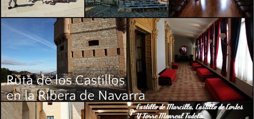 Ruta de los Castillos en la Ribera de Navarra.