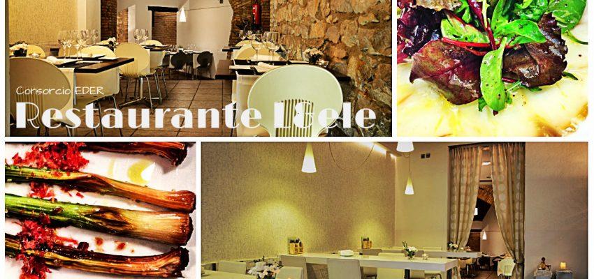 Restaurante L&ele. Los Fogones de la Ribera de Navarra.