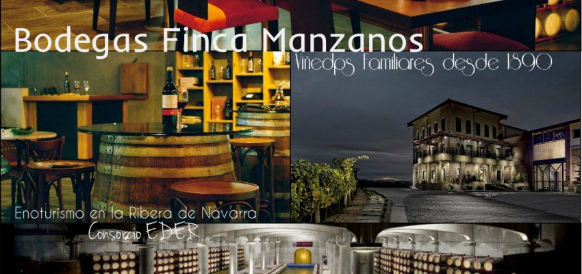 Bodegas Finca Manzanos de Azagra; Una bodega navarra donde disfrutar de una jornada enoturística diferente.