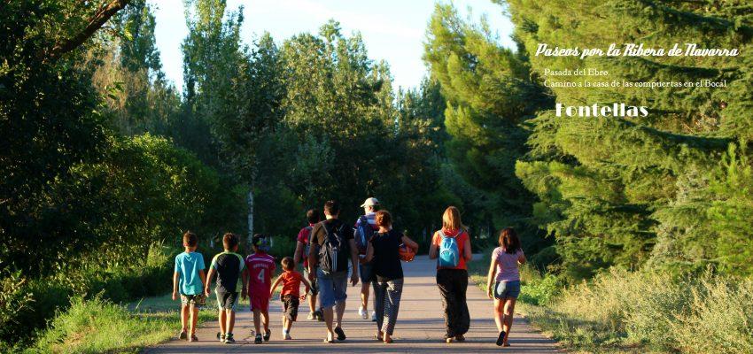 Septiembre la época ideal para disfrutar de los Paseos por la Ribera de Navarra.
