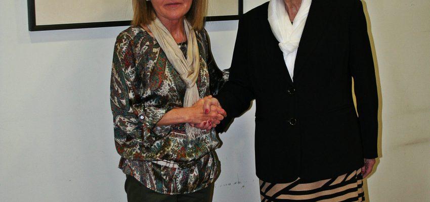 Cocemfe Navarra y Consorcio Eder unen fuerzas en favor de la integración laboral de las personas con discapacidad de La Ribera.