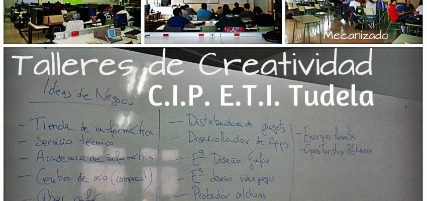 Colaboración para la promoción del Emprendimiento: CIP ETI Tudela y Consorcio EDER