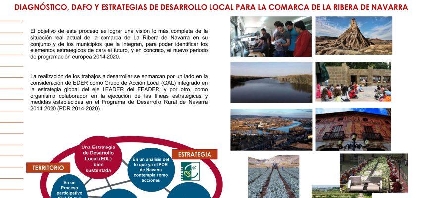 Tu opinión es importante¡. Consorcio EDER comienza la elaboración del Plan Estratégico de la Ribera de Navarra 2.014-2.020