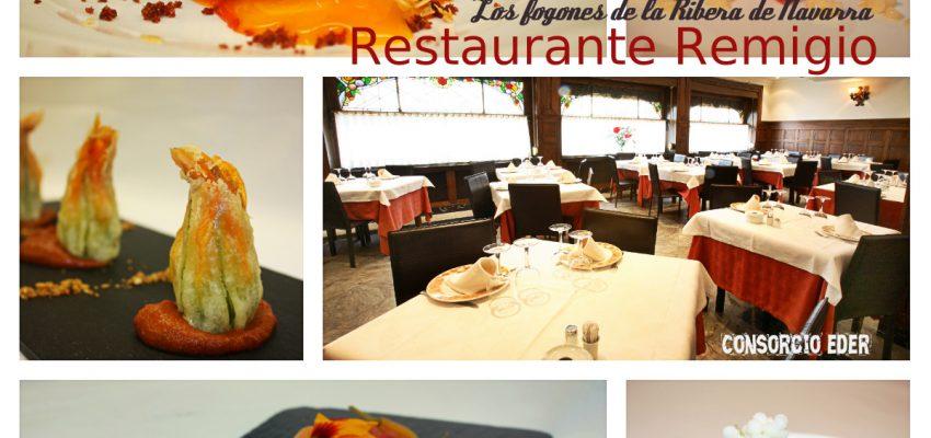 Restaurante Remigio en los Fogones de la Ribera