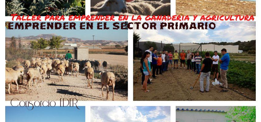 Taller para emprender en el sector agrícola y ganadero.