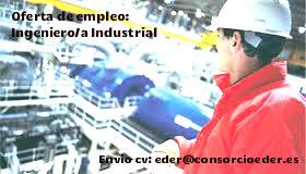Oferta de Empleo: Ingeniero/a Técnico o Superior Industrial en la Ribera de Navarra