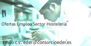 Ofertas de Empleo en la Ribera de Navarra: Cocinero/a y Ayudante de Cocina.