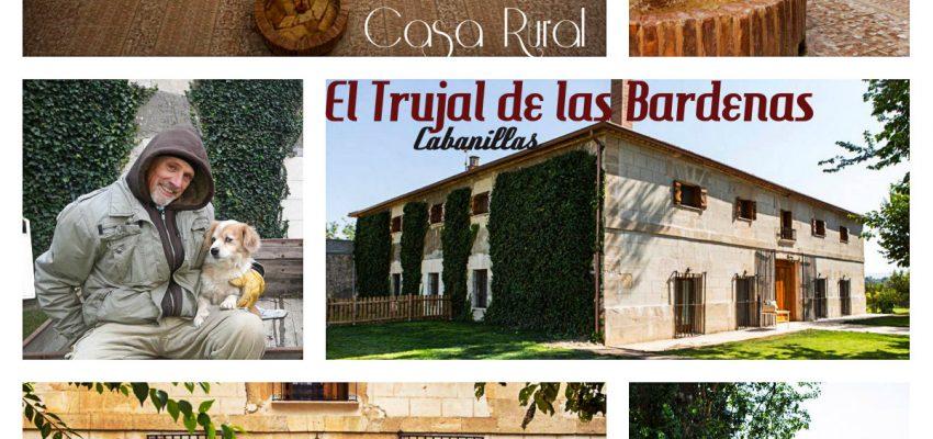 El trujal de las Bardenas, una casa rural con mucho encanto. Cabanillas.