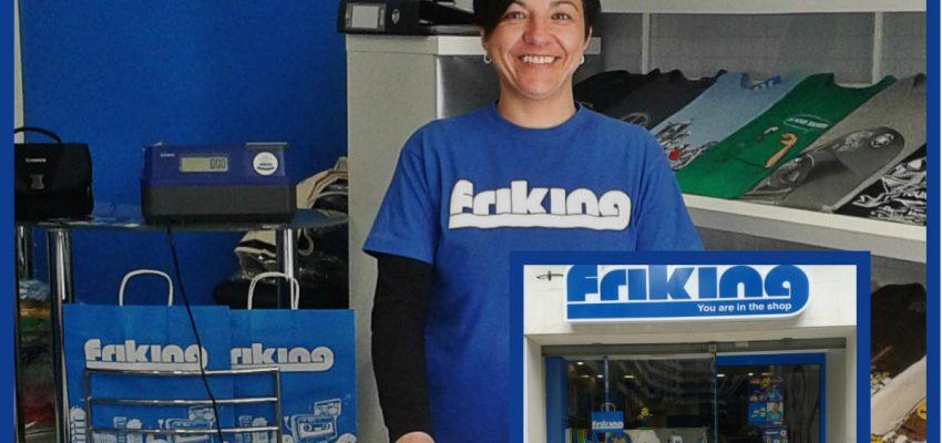 La emprendedora Isabel Fuertes, nos presenta FRIKING en Tudela.