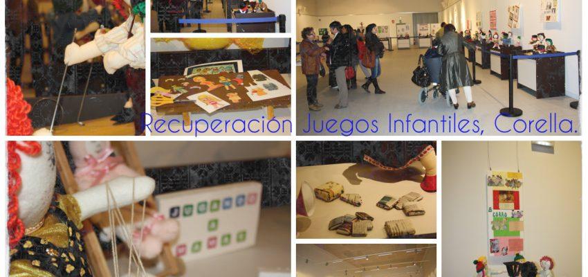 Un proyecto de Recuperación de Juegos Infantiles en Corella