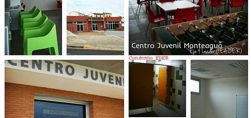 Nuevo Centro juvenil de Monteagudo. Eje 4 Leader (FEADER)