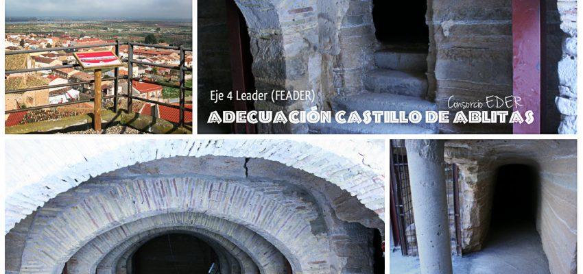 ADECUACIÓN DEL CASTILLO DE ABLITAS