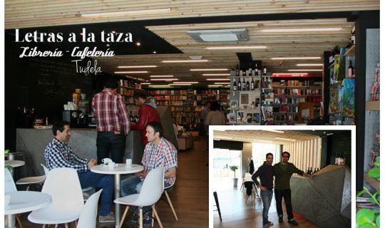 LETRAS A LA TAZA; UN NUEVO CONCEPTO DE LIBRERÍA Y CAFETERÍA
