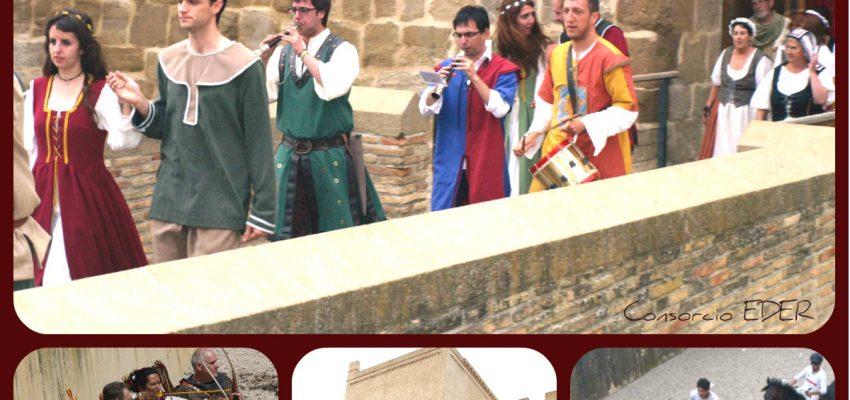 Este fin de semana Marcilla rememora su pasado medieval