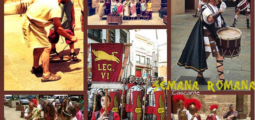 Disfruta de la X Semana Romana de Cascante