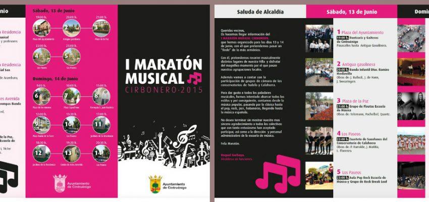 Maratón musical en Cintruénigo