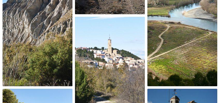 BTT 12 Ribera de Navarra; Monte de Funes