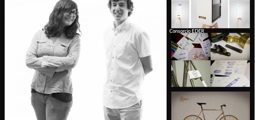 Jóvenes, creativos y emprendedores; VIDORRETA DESIGN