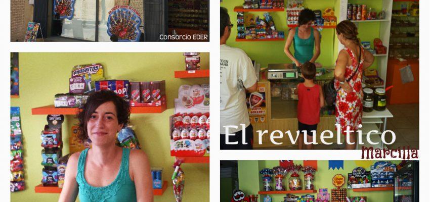 «El Revueltico» en Marcilla. Emprender en la Ribera