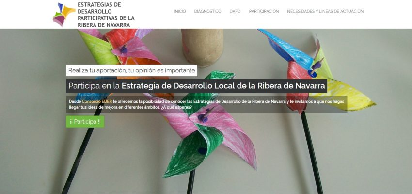 Estrategias de Desarrollo Local Participativo en la Ribera de Navarra