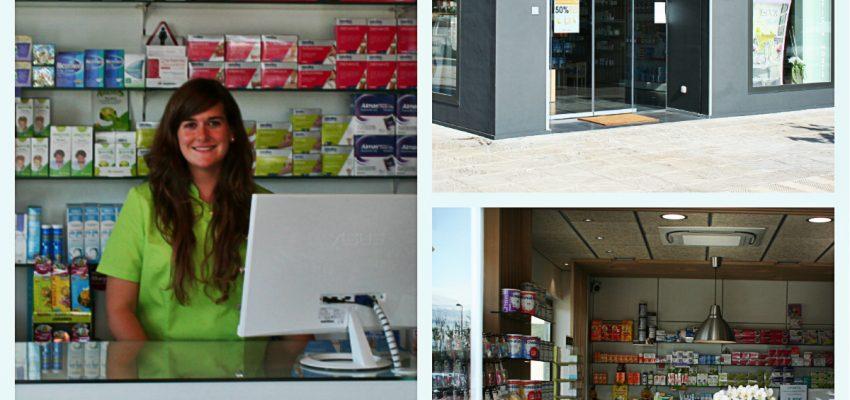 Asistimos a la inauguración de Farmacia Tudela. Emprender en la Ribera de Navarra