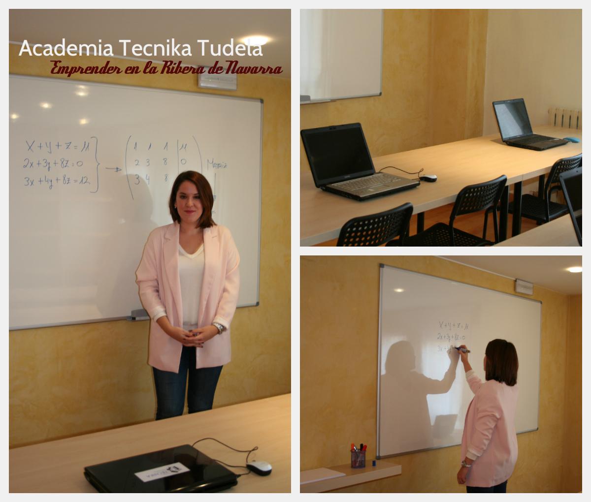 Academia Técnika Tudela; Emprender en la Ribera de Navarra