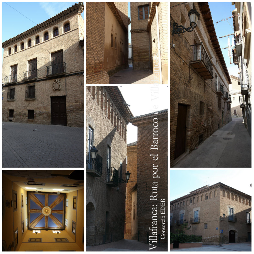 collage Ruta Barroca