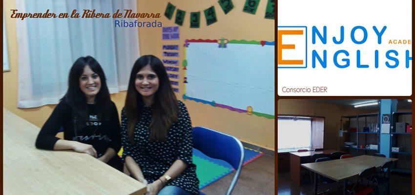 Enjoy English Academy en Ribaforada. Emprender en la Ribera de Navarra