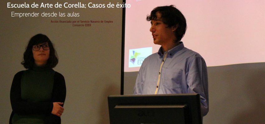 Escuela de Arte de Corella & Vidorreta Design
