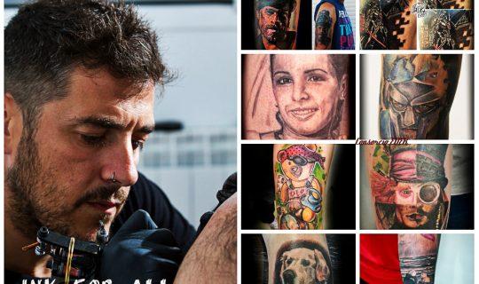 INK FOR ALL nuevo estudio de Tatuajes en Castejón. Emprender en la Ribera