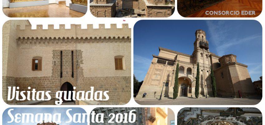 ¡Descubre esta Semana Santa nuestro patrimonio histórico artístico a través de visitas guiadas!