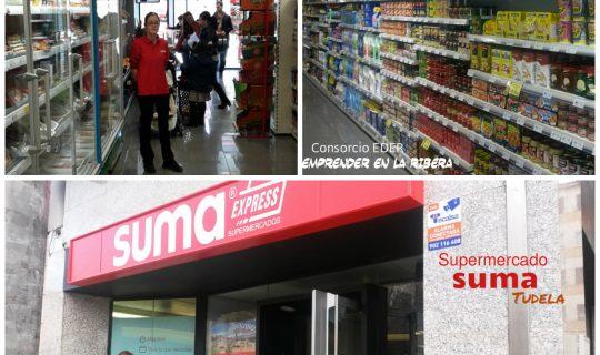 Emprender en la Ribera de Navarra. Supermercado SUMA Tudela