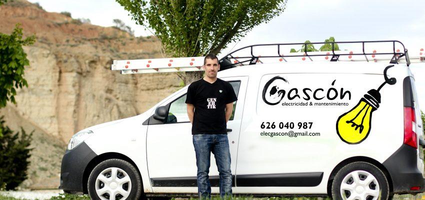 Emprender en la Ribera; Electricidad Gascón en Arguedas