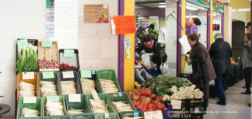 El corazón de las verduras; Jornadas de las verduras de Tudela