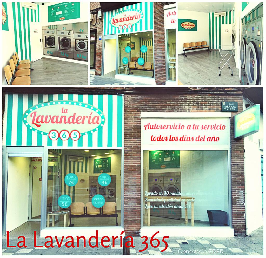 collage La Lavanderia 365