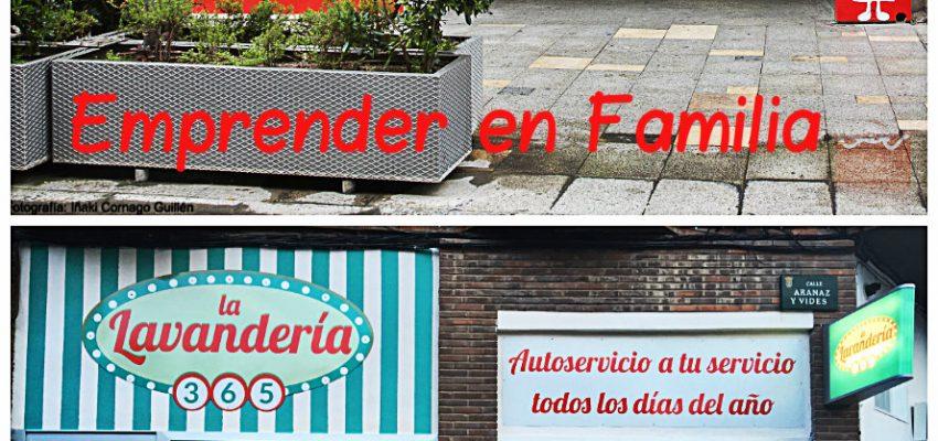 Emprender en Familia. Garabatos y La Lavandería 365.