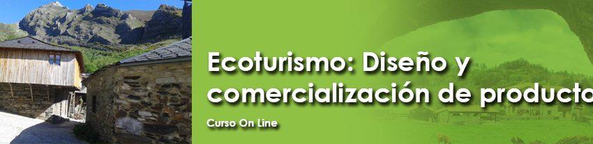 Curso Ecoturismo y Comercialización de productos