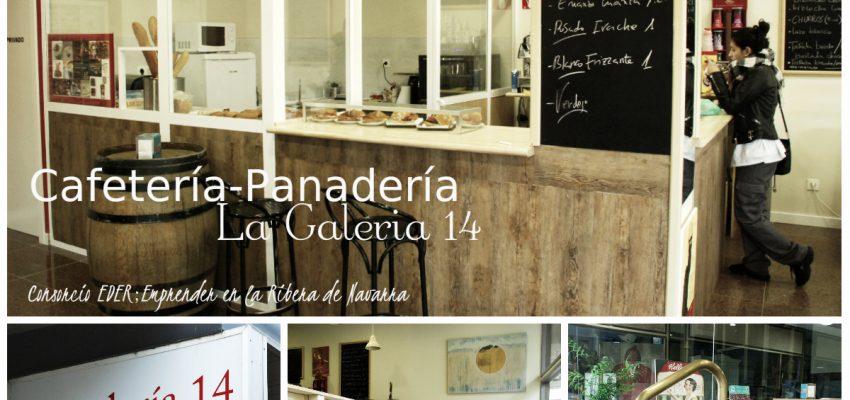 Nueva cafetería en Tudela con mucho encanto; Galería 14