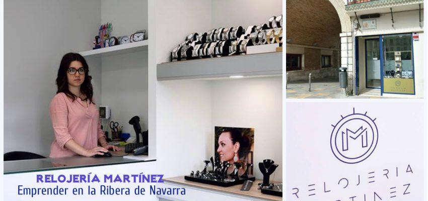 Joyería Martínez, emprender en familia