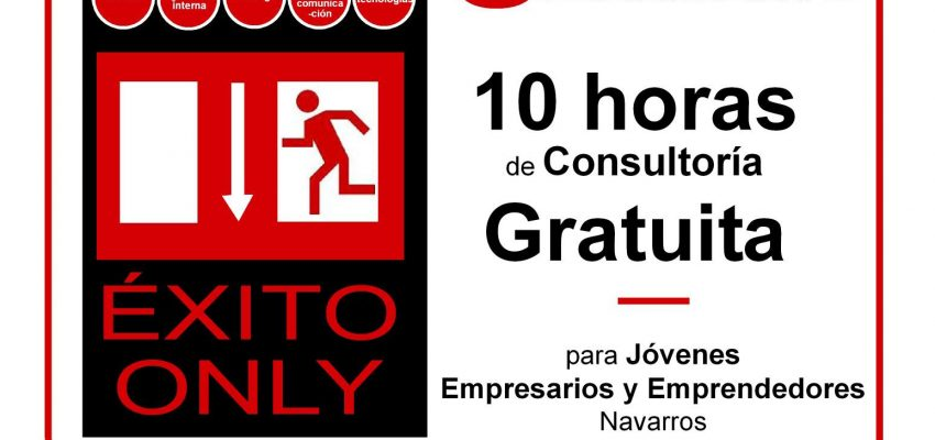 Programa de consultoría gratuito a Jóvenes emprendedores y empresarios/as de Navarra