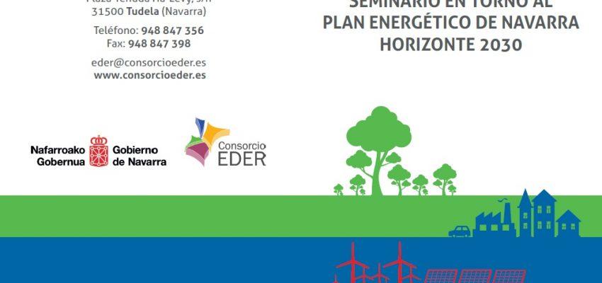Charla informativa Plan Energético de Navarra Horizonte 2030