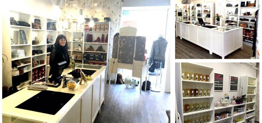 GF Complementos, nueva tienda en Cortes